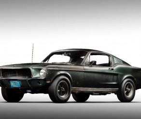 Original 'Bullitt' Mustang Hero Car Heading to Auction
