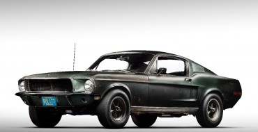 Original 'Bullitt' Mustang Hero Car Heading to Auction
