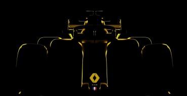 2018 Formula 1 Car Launch Dates