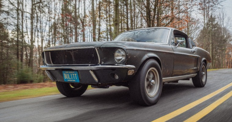 Want to Win a 1968 Ford Mustang Bullitt? Here's How