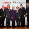 Toyota & Mazda Choose Alabama for New US Manufacturing Plant