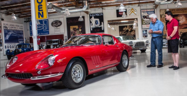 5 Coolest Cars from Jay Leno's Garage