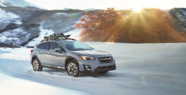 Subaru Continues Growth Trend With Best-Ever Sales Month in December