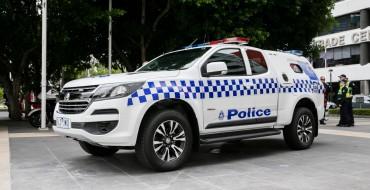 Victoria Police Receive 290 Colorado-Based Holden Vans; Deployment Underway in February