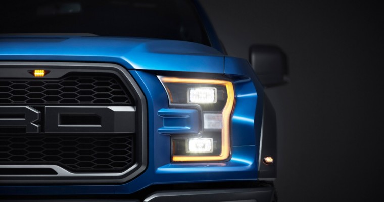 Rumor: Next-Gen Ford F-150 Raptor Getting Coil Spring Suspension