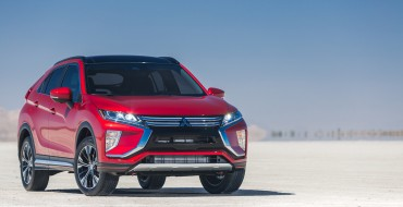 2018 Mitsubishi Eclipse Cross Overview