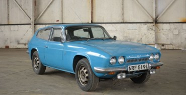 Jaguar Land Rover to Auction Part of £121 Classic Car Collection