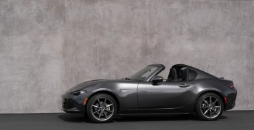 Mazda Announces Small Upgrades and Price Bump for 2018 MX-5 RF at Chicago Auto Show