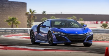 2018 Acura NSX Overview