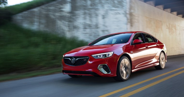 2018 Buick Regal GS Overview