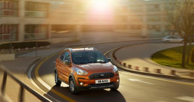 Ford Ka+ is Going Ka+put in Europe