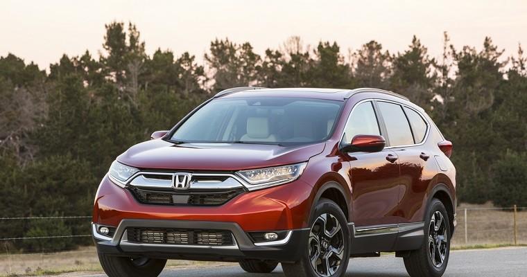 2018 Honda CR-V Overview