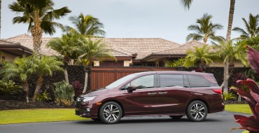 2018 Honda Accord & Odyssey Are Good Housekeeping's 'Best New Cars'