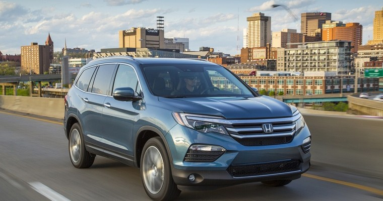 Honda May Be Developing Plug-in Hybrid Pilot, And I Am Super Pumped