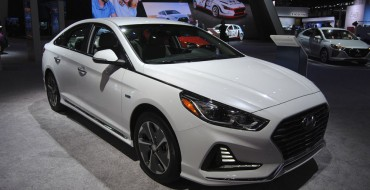 Hyundai Announces Lower Starting Price, More Features for New Sonata Plug-In Hybrid (Plus a Small Range Bump)