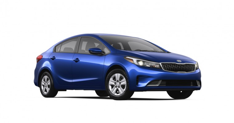 Kia Sportage and Forte Models Earn Best-Ever January Sales