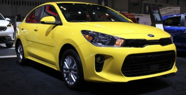 Budget-friendly Kia Rio Offers Great Quality, Value