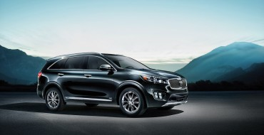 Kia Sorento Named Best 3-Row SUV for the Money from U.S. News & World Report