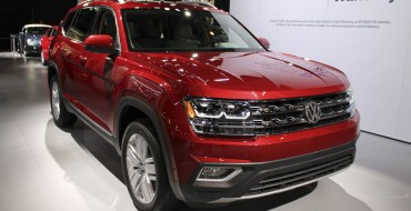 Volkswagen Atlas SUV Hits Production Milestone