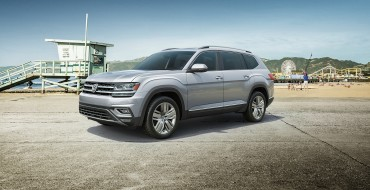 MotorWeek Honors Volkswagen Atlas with Best Large Utility Award