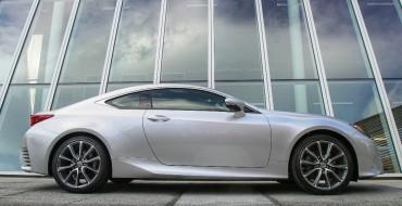 2018 Lexus RC Overview