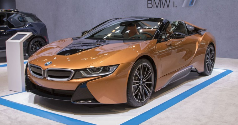 2018 Chicago Auto Show Photo Gallery: See the Vehicles BMW Had on Display