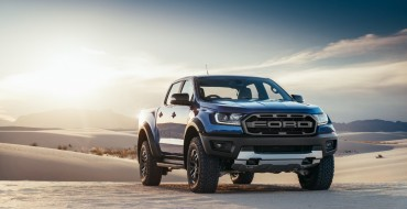 [Photos] Ford Ranger Raptor Debuts in Bangkok; Is It Bound for America?