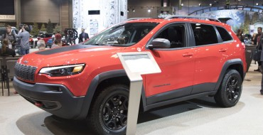 Jeep Cherokee Ranks Number One in Survey of 'Most American' Cars