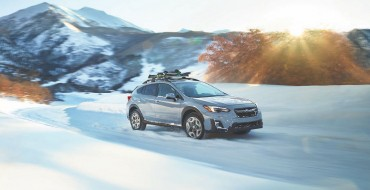 Subaru Starts 2018 with Best-Ever January Sales