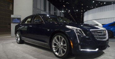 Cadillac CT6 Named to 2018 WardsAuto 10 Best UX List