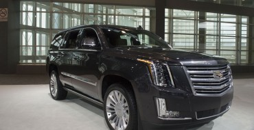 Cadillac Starts 2018 with Retail Sales Gains from Escalade, XT5, ATS