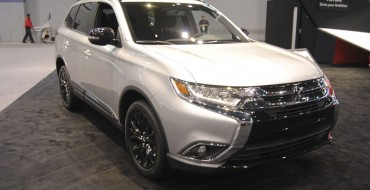 2018 Chicago Auto Show Photo Gallery: Mitsubishi Vehicles Highlighted at This Year's Event