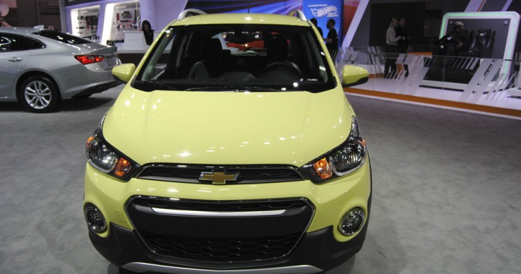 Chevy Spark Makes Edmunds Top Budget Commuter Cars List