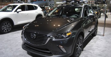 Big Month for New Mazda6, Best-Ever Month for CX-3 Guide Mazda to Sales Increase in May