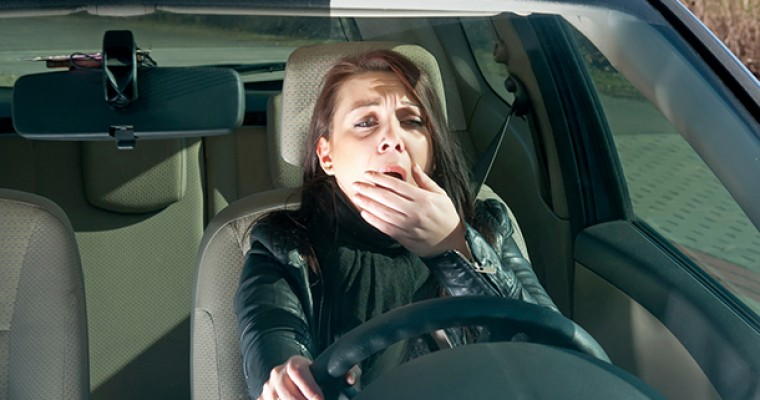 AAA Study Finds That Drowsy Driving Is a Factor in Approximately 10% of Car Crashes