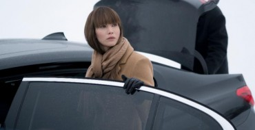 Seductive BMW 7 Series Infiltrates the Set of 'Red Sparrow'