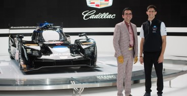 Cadillac's Elite DPi-V.R Makes Canadian Debut