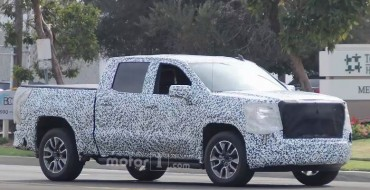 New Spy Shots of the 2019 GMC Sierra 1500