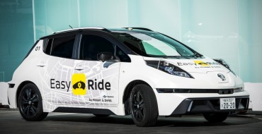 Nissan Launches Robotic Taxi Service