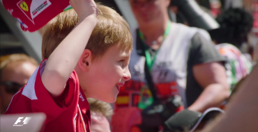 Formula One Introduces Grid Kids