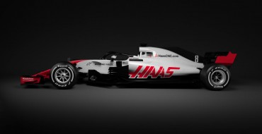 America's Haas F1 is First to Reveal New 2018 Car