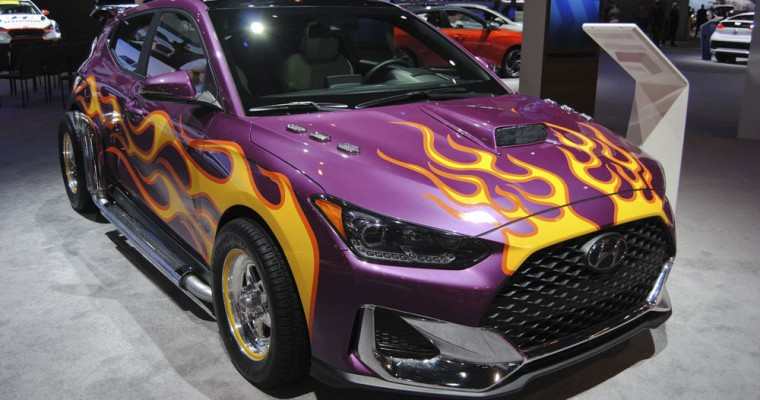 6 Hottest Hyundai Vehicles on Display at 2018 Chicago Auto Show: Ant-Man, Kona & More