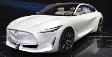 2018 Chicago Auto Show Photo Gallery: See the Vehicles INFINITI Had on Display