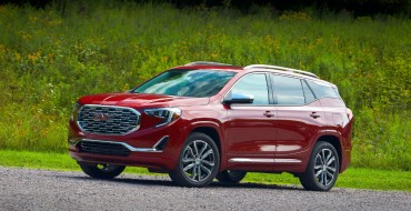 2018 GMC Terrain Launches in Middle East