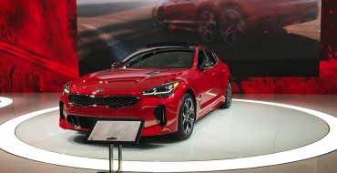 Kia Stinger Earns Top Honor from MotorWeek's Drivers' Choice Awards