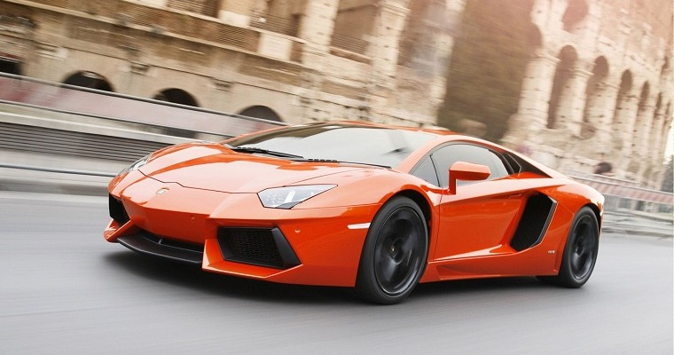 Ultimate Lamborghini Aventador SVJ Spied Testing