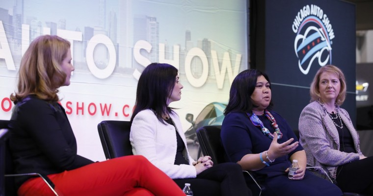 2018 Chicago Auto Show: What Drives Her Event Brings Together Women in Leadership Across the Automotive Industry