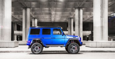 Mercedes-Benz G 550 4×4 Named Best Dream Machine