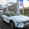 Hyundai Makes History with NEXO, World's First Self-Driving Fuel Cell Vehicle