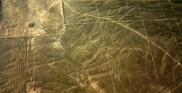 Careless Truck Driver Damages a Section of the Legendary Nazca Lines
